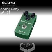 Joyo Analog Delay Efek Gitar JF 33 Original JF33