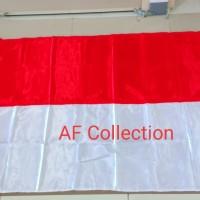Bendera Merah Putih 60 cm x 90 cm satin