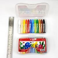 Crayon Krayon Oil Pastel 12 Warna TITI JOYKO