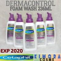 Cetaphil Dermacontrol Oil Control Foam Wash 236ml