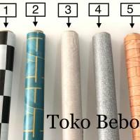 Jual Karpet Plastik Vinyl 1 ROLL Untuk Alas Meja dan Lantai (15 Meter)