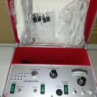 Alat Facial 4fungsi/Alat facial 4in1 galvanic SW-5300