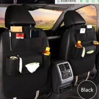 Elegant car organizer rak belakang kursi mobil