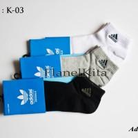 KAOS KAKI PENDEK   Hidden Socks Premium Se-Mata Kaki Cowok Cewek