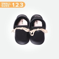 Baby Chukka Boots SMALL - Black (Sepatu Bayi PYOPP)