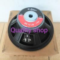 Speaker 12 inch blackspider karakter mid low 600 watt