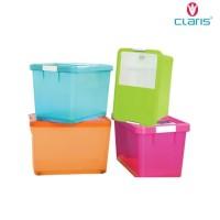Box Container Beras 11 kg Evita Rice Claris 1052-AJD AR (GOSEND BOGOR)