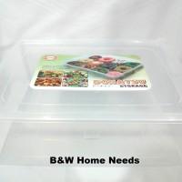 Kotak Tempat Box Donat Kue Donatsu Besar Shinpo 306L (GOSEND BOGOR)