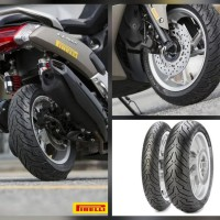 PIRELLI ANGEL SCOOTER YAMAHA NMAX 120 + 140 R13