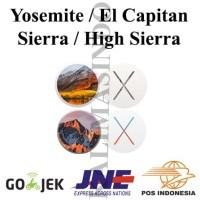 USB 2.0 Flashdisk 32GB 4 OS (Yosemite EL Capitan Sierra & High Sierra)