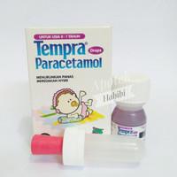 Tempra Drops Drop Tetes 15ml paracetamol Obat demam bayi balita