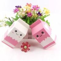 Squishy Kotak Susu / Milk Box