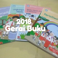 Paket Tematik Kelas 1 SD Semester 2 Revisi 2017 (Tema 5 s.d 8)