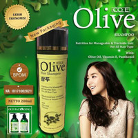 BEST SELLER !! BOOMING !!! OLIVE HAIR SET SHAMPOO