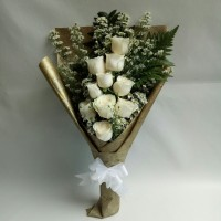 Bouquet | bunga | wisuda | bucket | buket | hadiah | mawar asli