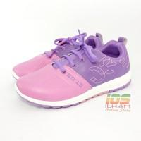 Sepatu Wanita ANDO CT-03 Running Jogging Size 36-41 Ungu Violet