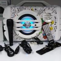 Speaker Javi CB001 Bluetooth Plus Mic Kabel