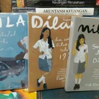 Paket 3 novel dilan dan milea