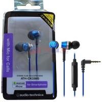 AUDIO TECHNICA ATH-CK330iS BL - Blue Berkualitas
