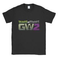 Baju Kaos Tshirt Plants vs Zombies 2