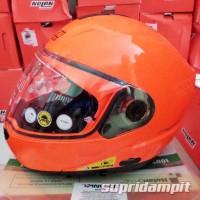 jual Helm Nolan N104 EVO HI-VISIBILITY Fluo orange helm modular