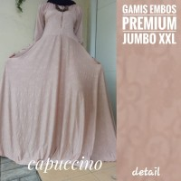 GAMIS JERSEY EMBOS JUMBO FIT XXL