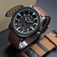 Jam Tangan Pria Fossil Paket Chrono Aktif Premium