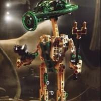 Lego 8000 star wars Pitt droid produksi 2000-2002