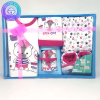Baju Set Bayi Baru Lahir / Paket Hadiah Bayi / Newborn Baby Gift Set