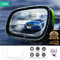 SPION ANTI FOG Kaca Film Pelindung spion mobil Made in KOREA