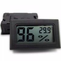 Termometer Higrometer Digital Kulkas Temperature Humidity Meter