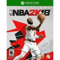 Xbox game NBA 2k18
