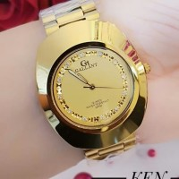 jam tangan wanita lapis emas 1232