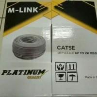 kabel utp m-link cat 5e