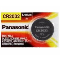 Baterai / Battery / Batere kancing CMOS Panasonic CR-2032 / CR2032 3V