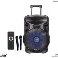 PORTABLE SOUND SYSTEM BLUETOOTH 12 INCH - NAIWA WAS-112LVC