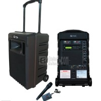 TOA ZW-S110SD - PORTABLE SOUND SYSTEM