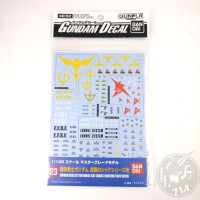 Gundam Decal No.23 for Char`s Strike Back Series