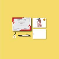 Paket Seminar Kit [Noteblock - Pupen - Sertifikat - Gantungan Kunci]