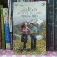 Novel Harlequin Jodi Dawson Her Secret Millionaire Langka 21++