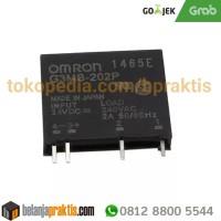 SSR 24 V G3MB-202P DC AC - Solid State Relay In 24V DC Out 240V AC 2A
