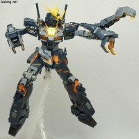 Rx-0 Gundam 02 Unicorn Banshee Mg 1 100 Master Grade Destroy Normal
