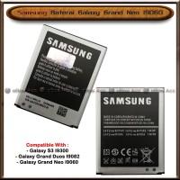 Baterai Samsung Galaxy Grand Neo I9060 Original Batre Batrai HP