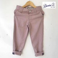 Celana Panjang Anak Chino Branded Denim Co. Boys Dusty Pink
