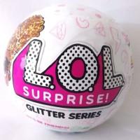 LOL surprise Ball Kado Mainan Anak L O L Surprise Glitter Series