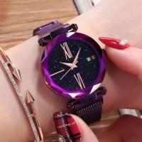 jam tangan GC magnet - Hitam