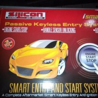 New Car Asesoris Ismart Alarm Silicon Khusus Mobil Honda Brv Honda Br