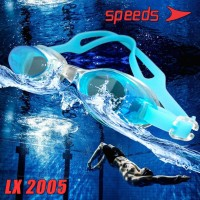Kacamata Renang Anak Kids Swim Speeds LX 2005 Elastis Anti Fog