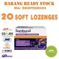 Sambucol Throat Lozenges 20s
