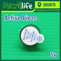 Buzzer Aktif 5V Mini Alarm Speaker